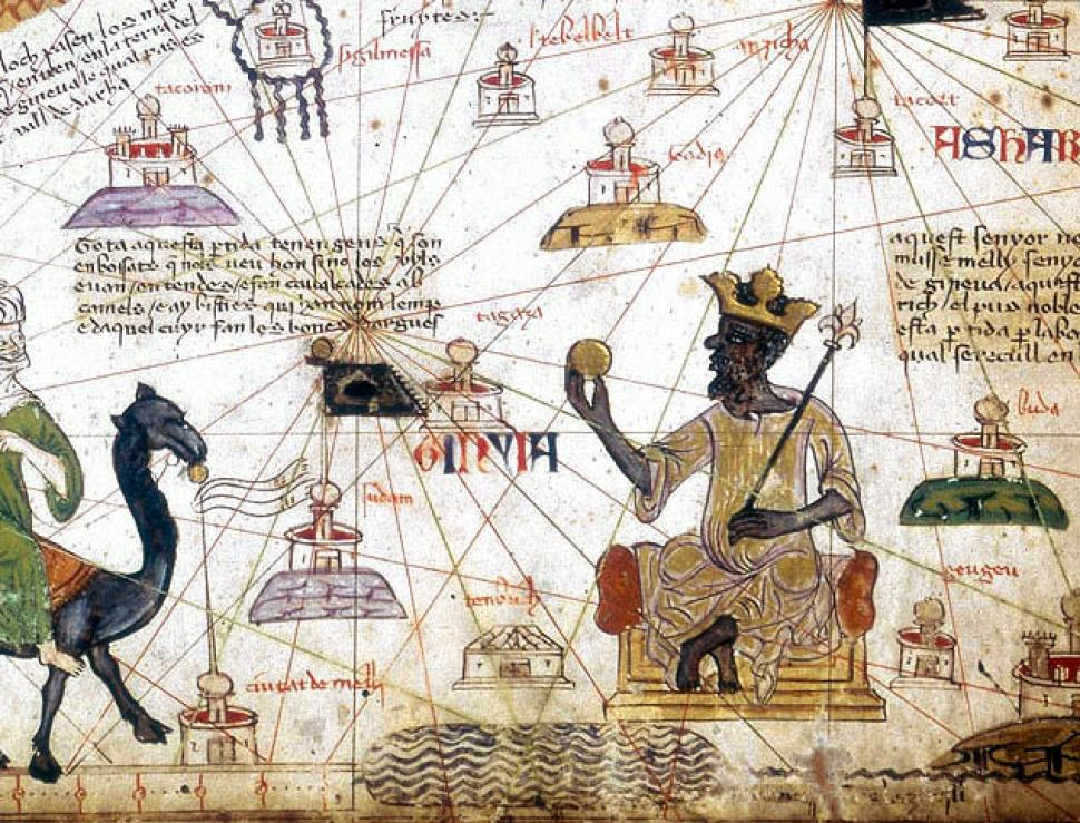 Mansa Musa The Black Moses Nothing Too Trivial